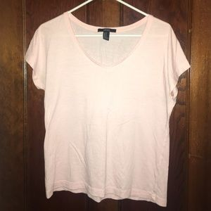 Forever 21 Pink T-shirt